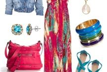 Spring / Summer Wardrobe / by Sherry-Jane Thompson