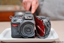 Amazing Cakes / by Ann Scott Osborn