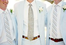 Bow Ties and  Boutonnieres / Bow tie, boutonniere, and menswear inspiration for our Southern grooms and groomsmen / by Southern Weddings Magazine