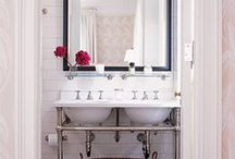 Bathrooms / by Christy Silvia