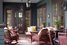 Porches & Patios / by Tracy