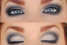 Make up Ideas/Nails / by Melody Wadley