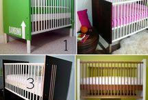 Nursery Ideas / by Sarah Jacobs