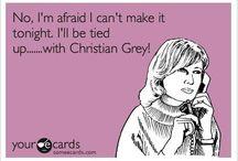 50 Shades of Grey :) / by Ashley Schutte