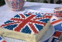 Jubilee and UK food / by Johanna GGG