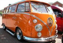 VW's and Vehicles / by Fern Parkin