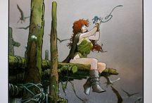 Fumetti / by Lara