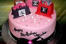 birthday cakes for katelyn / by Tina Barnes