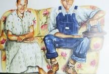 my paintings / by Kathy Sloan Thacker