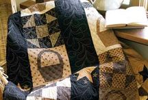 Quilts---In Blue / by Sue Dodge
