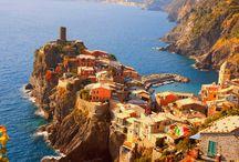 Cinque Terre / by AnnaLiisa White