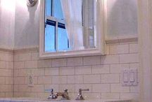 Bathroom ideas / by Catie Dandridge