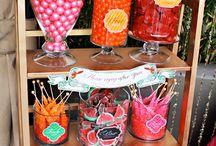 Candy bar / by Portafolio
