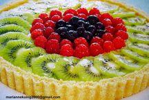 Dessert table ideas / by Trini Dougla