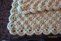 Crochet/Knitting/Quilt ideas / by Diane Stryker