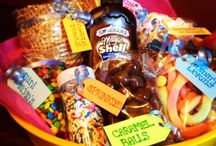 gift baskets / by Traci Beckum