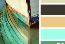 Color Schemes / by Courtney Rodriguez