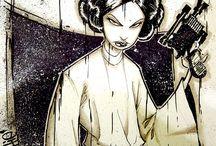 Leia Is My Homegirl / by Gamerwife