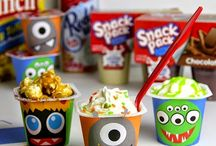 ConAgra #SnackPackMixins / Halloween and Fall-themed recipes featuring Snack Pack Pudding perfect for snacks, desserts, parties and more. / by SoFabConnect