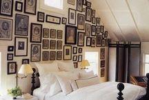 Bedrooms / by Liz Cadorette