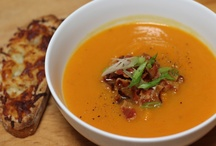 soups on / by deb hurlburt