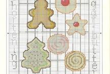 cross stitch / by Linda Hatcher
