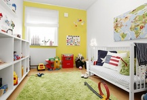 Big Girl Room / by Stay-At-Home Mommylogues