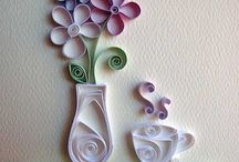 Quilling / by Mary Van Auken