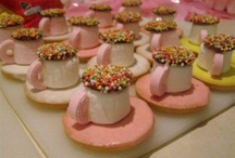 Cute Food Ideas for Parties / by Sharon Reed Rawdin
