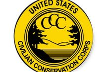 Civilian Conservation Corps / My father served in the CCC in various camps in WI for 9 months during 1933-1934. / by Jim Krotzman