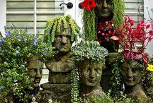 Garden Ideas / by Myra Haddad