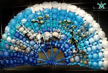 Balloon Decor / by Laura Buchanan