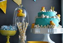 baby shower ideas / by Angie Allen