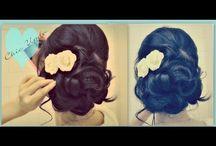 Wedding Hair tutorials / by Pisa Chiang