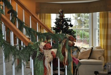"HOLIDAY DECOR PROJECT BY JWS INTERIORS / by JWS Interiors ""Affordable Luxury"" Blog"