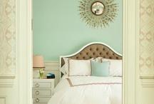 Bedroom / by Mademoiselle Emma