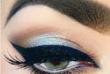Make Up Eyes / by Blair W