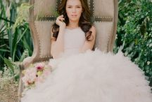 Tulle // Colson - Inspo / Inspiration for our collaboration with Tulle New York! The shoot with be done with Colson Griffith Photography, Angel's Petals, Taylor Cercone Hair, Makeup by Adele!  / by Kinsley James Couture Bridal