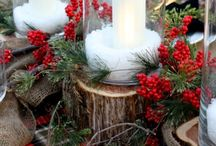 Christmas decorations / by Bonnie Herrick