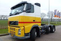 Volvo Trucks / by Kleyn Trucks