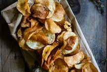 I Love Potatoes / Potato Recipes  / by Andrea Feinstein