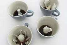 Ceramics / ceramics, pottery, sculpture ideas for class  / by Katie Gunter