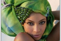 Headdress, Headwraps and Hair Accessories / by Batina Jones