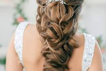 Hairstyles fo 15s / by Ashley Alvarez