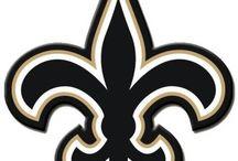 New Orleans Saints / by Donna Vincent
