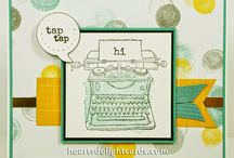 Stampin Up 2014 / by Connie Finley