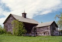 Love Me Some Old Barns  / by Michele Brittingham