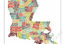 My favorite state / All things Louisiana / by Erica
