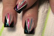 My Style in Nail Design / by Corina Waite