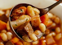 soups and stews / by Saraline Grenier